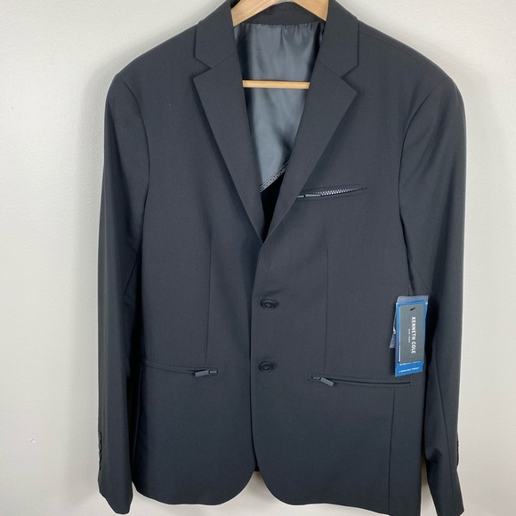 Kenneth Cole Other - Kenneth Cole Techni-Cole Sport Coat 40